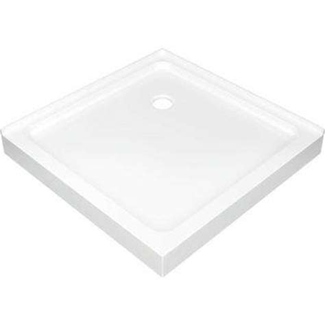 Corner Shower Pan by Corner Shower Bases Pans Showers The Home Depot