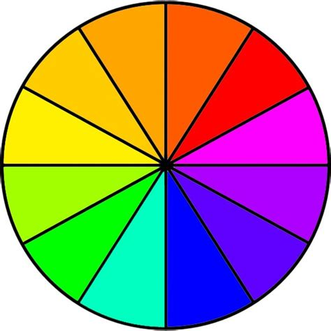 how to use a color wheel a scrap of time how to use a color wheel