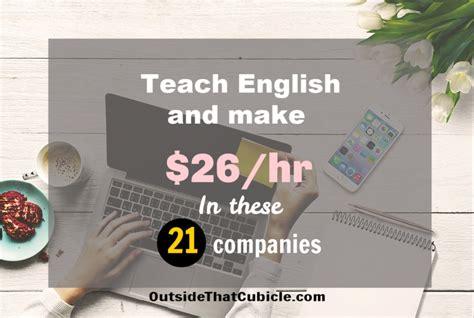 paid hr   english teaching jobs    reputed companies