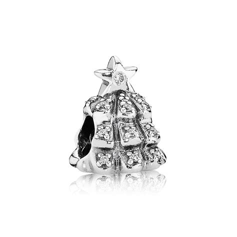 pandora pav 169 christmas tree charm 791239cz john greed