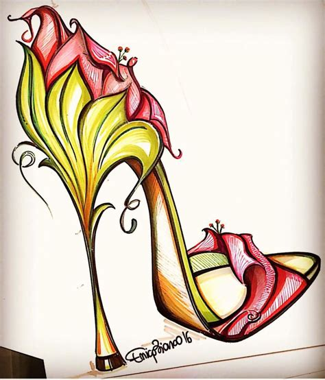 best 25 fashion illustration shoes ideas on