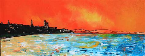 spray painting scotland painting prints of st scotland scottish