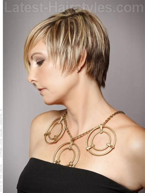 short asymmetrical haircuts with spike and side veiw adorable asymmetrical short haircut side view hair