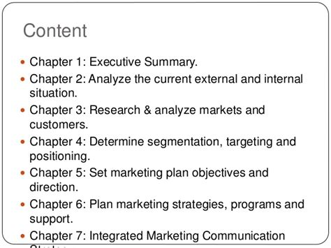 Marketing Communication Notes For Mba by Marketing Plan For D Sentral Mba Student Review