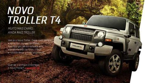 ford troller for 2014 ford bronco in brazil autos weblog