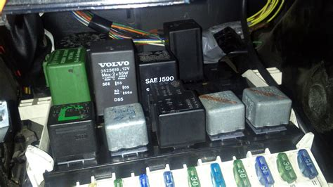 relays running hot volvo forums