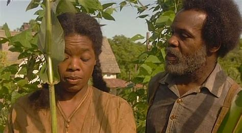 danny glover oprah winfrey slavery human cruelty survival horror maternity and