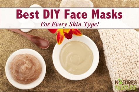 best diy masks best diy masks for every skin type