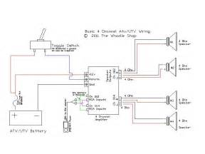 car audio amp wiring diagrams get free image about