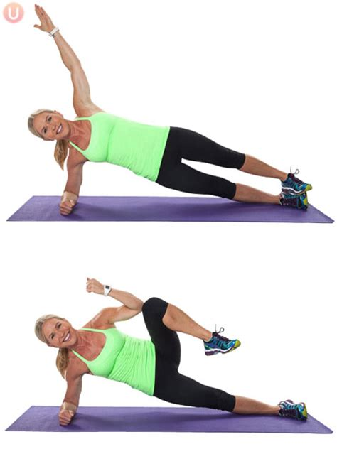 body crunch side plank crunch get healthy u chris freytag
