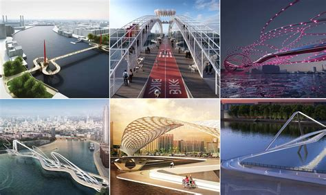 design contest launched for another thames bridge wild designs and fierce opposition for another new