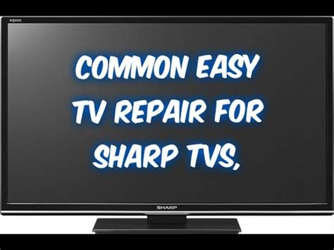 how to reset vizio tv no signal phim video clip sharp lcd