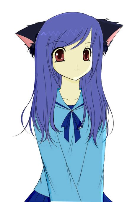 Anime Neko by Anime Neko By Mikuhatsune1234 On Deviantart