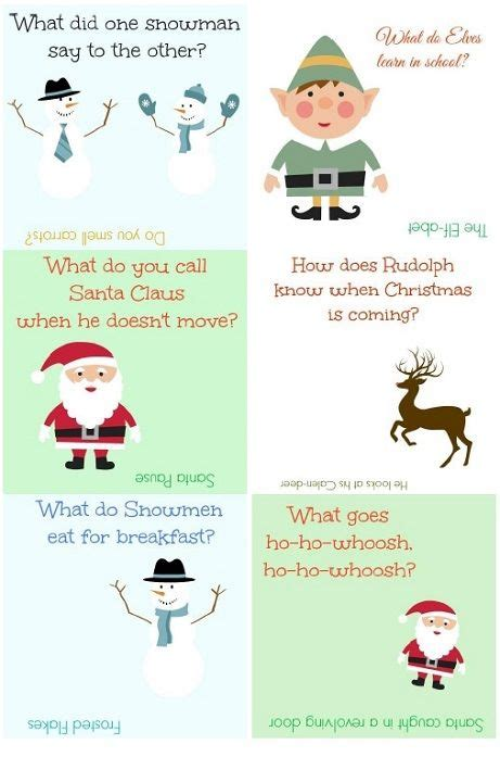 printable jokes for adults 1000 ideas about christmas jokes for kids on pinterest