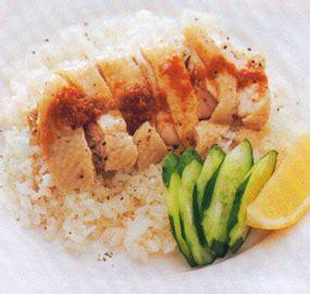 cara membuat nasi tim hainam cara memasak nasi hainam chinese