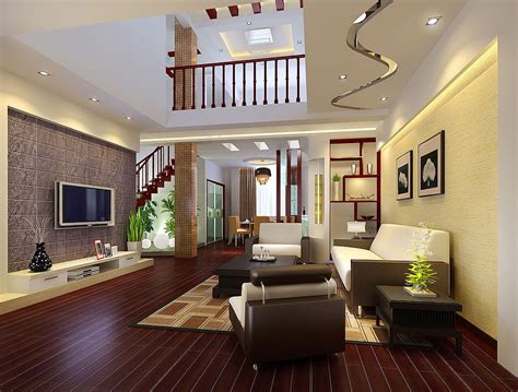 delightful interior design idea of asian living room with