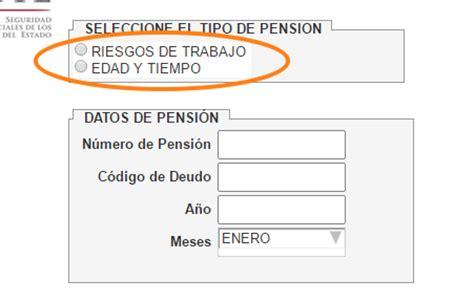 lista de pagos de jubilados en el banco de la nacion 191 c 243 mo descargar los talones de pago del issste paso a