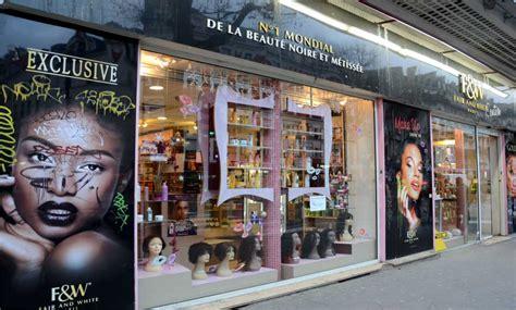 Salon De Coiffure Afro Paris Chateau Deau
