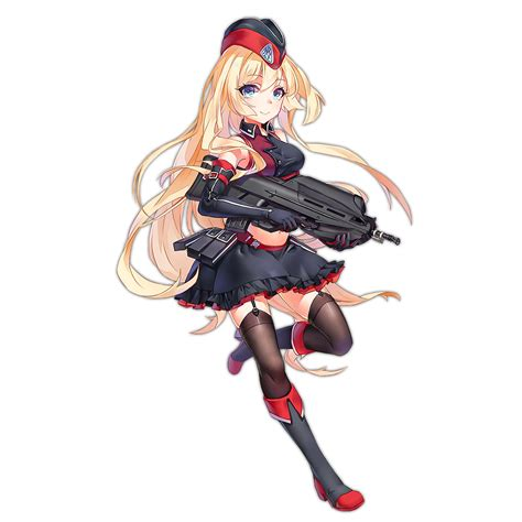 girls frontline page    zerochan anime image board