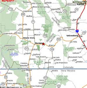 where is alamosa colorado map map 1 map 2 map 3 plat map