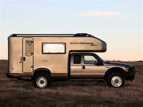 ford earthroamer earthroamer rv motorhome autos post