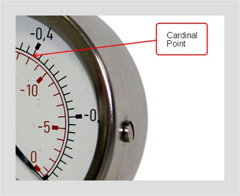 how to calibrate a pressure gauge with a pressure determining calibration error of bourdon tube pressure gauge