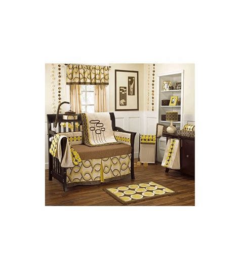 Cocalo Couture Crib Bedding Cocalo Couture Cyprus 4 Crib Bedding Set