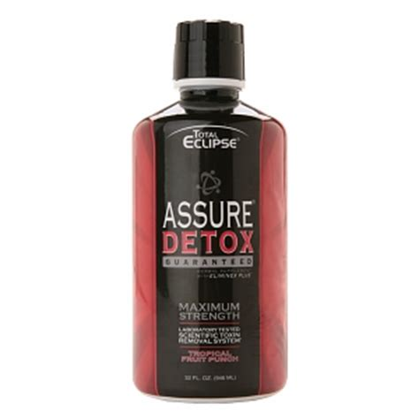 On A Total Eclipse Rely Detox by Total Eclipse Assure Detox Maximum Strength Tropical