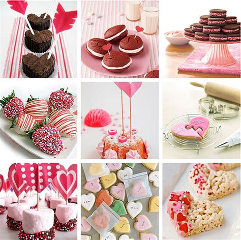 edible valentines day gifts 30 fabulous valentines recipes to impress your sweetheart