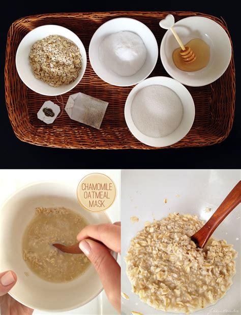 oatmeal mask diy 8 simple diy scrub recipes