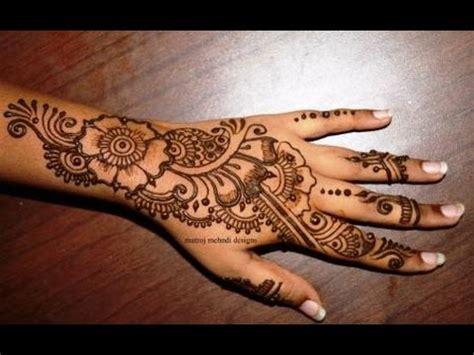 simple henna design youtube youtube henna designs for hands makedes com