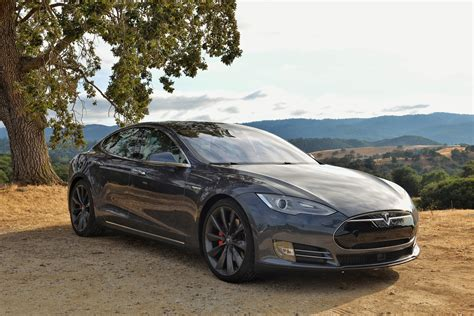 Wallpaper Tesla Tesla Model S Wallpapers Images Photos Pictures Backgrounds