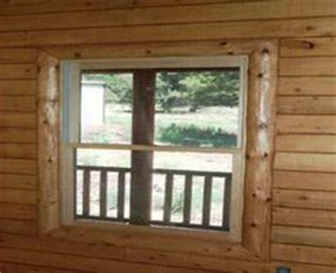 log home interior trim ideas window wood trim ideas log cabin and log home interior