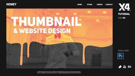youtube pattern design photoshop tutorial thumbnail design website design by