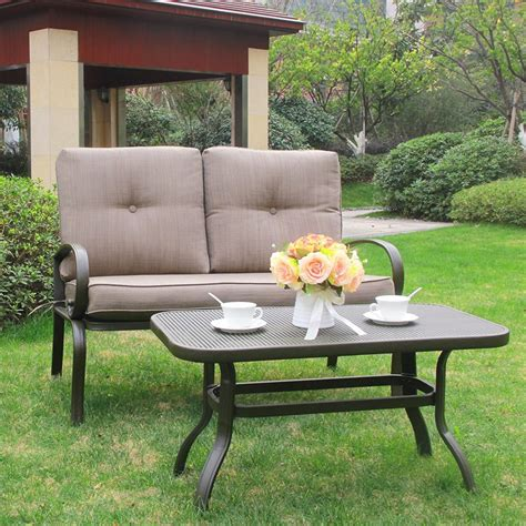 Wrought Iron Outdoor Patio Furniture Wrought Iron Patio Furniture The Garden And Patio Home Guide
