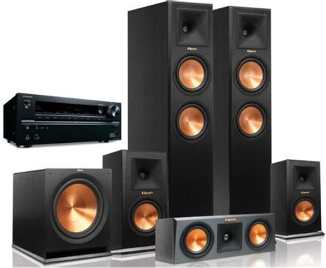 klipsch rp 260 home theatre system package price review