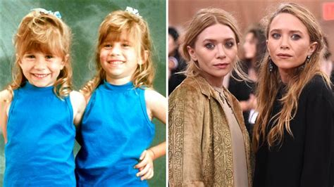 full house twins now bob saget turns 60 see the full house cast then and now today com
