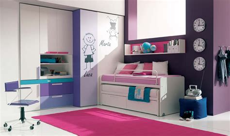 Cool Bedrooms For Teenage Girls | 13 cool teenage girls bedroom ideas digsdigs