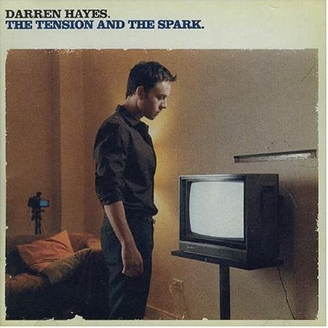 Cd Darren The Tension And The Spark the tension and the spark 2004 darren albums