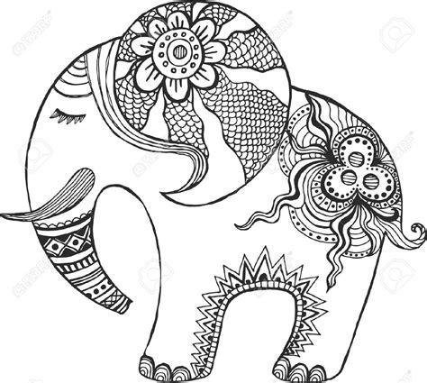imagenes tipo mandalas dibujo mandala elefante buscar con google tablero 2