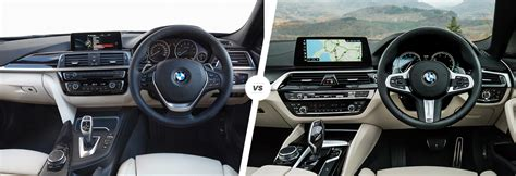 bmw g20 interior bmw 3 series vs 5 series which should you buy carwow