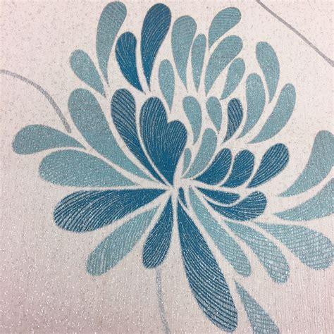 glitter wallpaper uk cheap flower floral metallic glitter wallpaper luxury textured