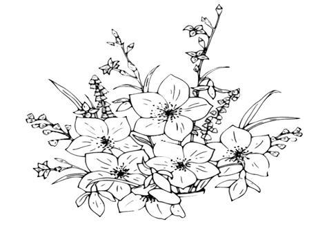Kostenlose Vorlagen Ranken Dreamland Blumen