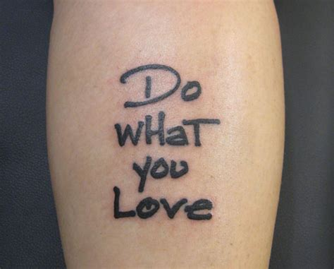 love quote tattoos tattoos quotes for him quotesgram