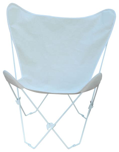 butterfly chair frame only 55 66 butterfly chair and cover combination with