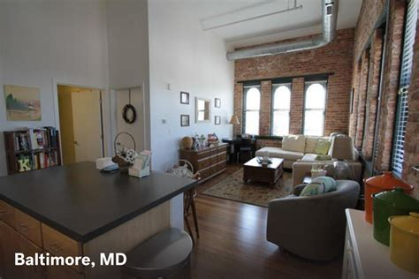 One Bedroom Apartment In Baltimore | big city apartments for 1 000 real estate 101 trulia blog