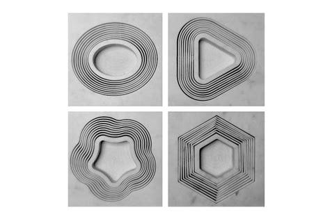 vasi marmo un vaso in marmo di carrara ad anelli sovrapposti