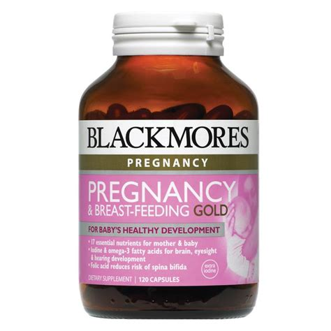 Blackmores Pregnancy Breast Feeding Gold 180 Caps Ori Oz buy blackmores pregnancy breast feeding gold 60 caps and 120 caps