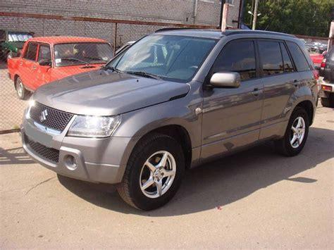 Suzuki Grand Vitara Problems Used 2006 Suzuki Grand Vitara Photos 2000cc Gasoline