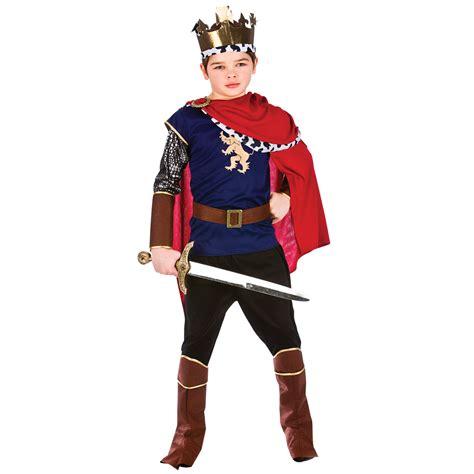 new year costume boy childrens boys deluxe king fancy dress